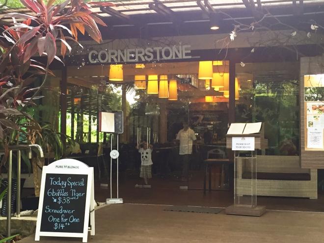 Cornerstone Entrance