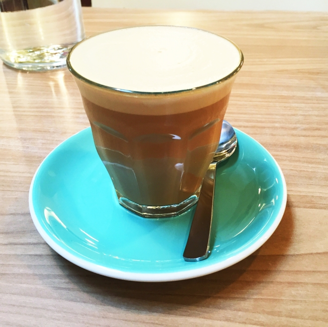 Curious Palette Chai Latte