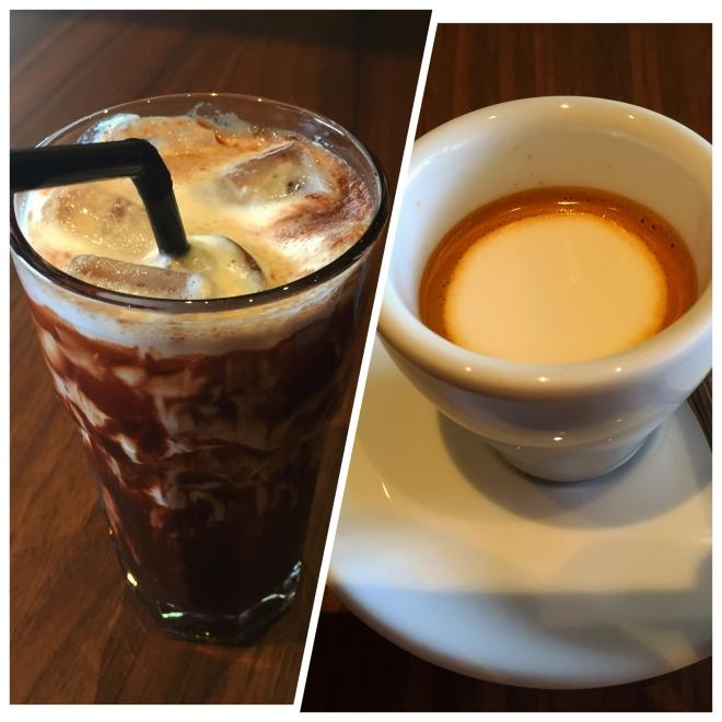 Percolate Cafe Macchiato e Cioccolato