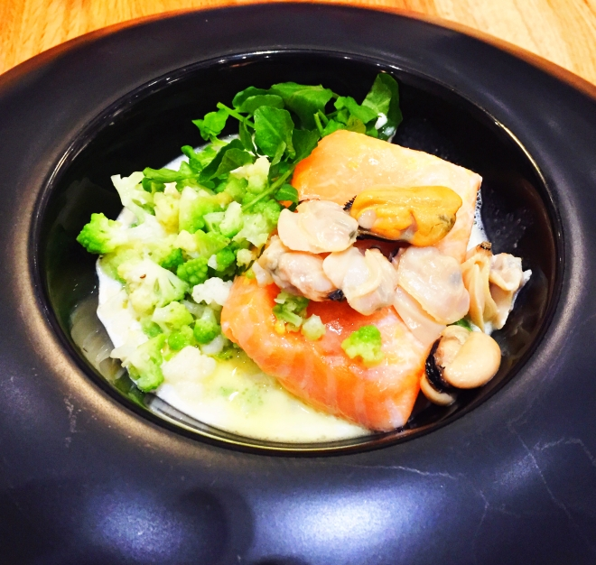 Saveur Art Slow-Cooked Salmon