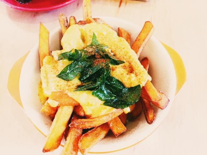 Sin Lee Salted Egg Fries
