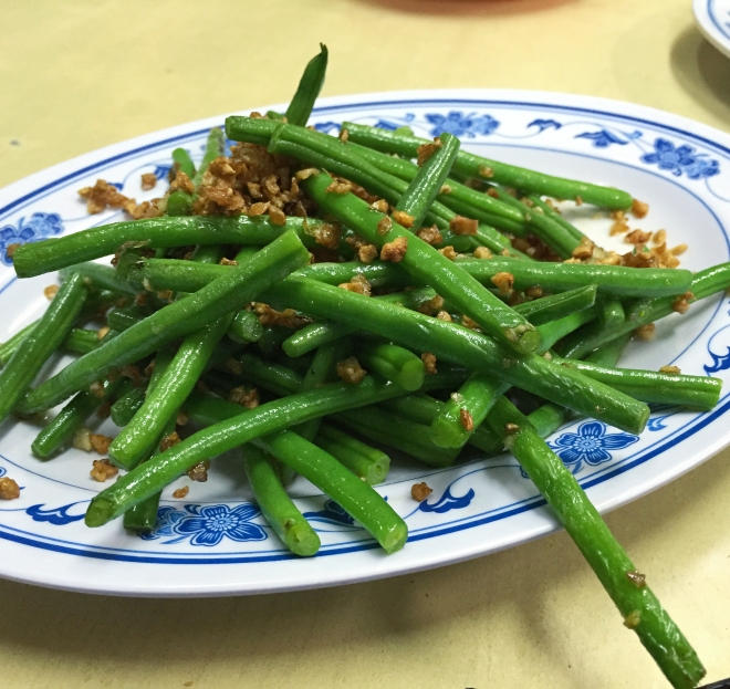 Zhen Da Ji Telok Kurau Long Beans