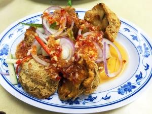 Zhen Da Ji Telok Kurau Thai Style Tofu