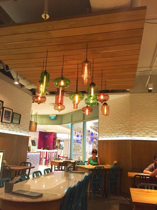 Ottoman Kebab & Grill Bedok Mall Interior