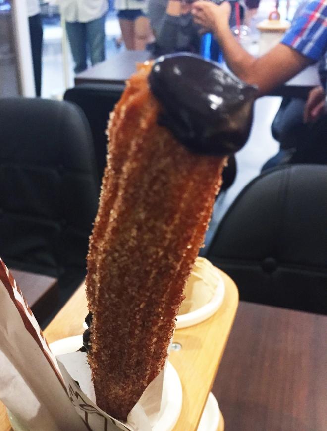 Churro 101 Bugis+ Chocolate Churro