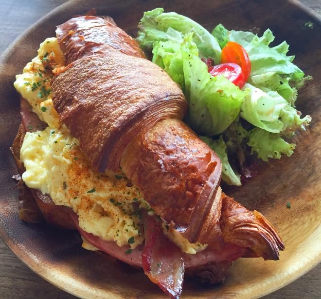 Lola's Cafe Simon Road Croissant