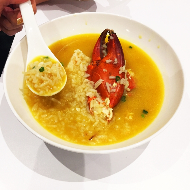 New Taste MacPherson Crab Porridge 2