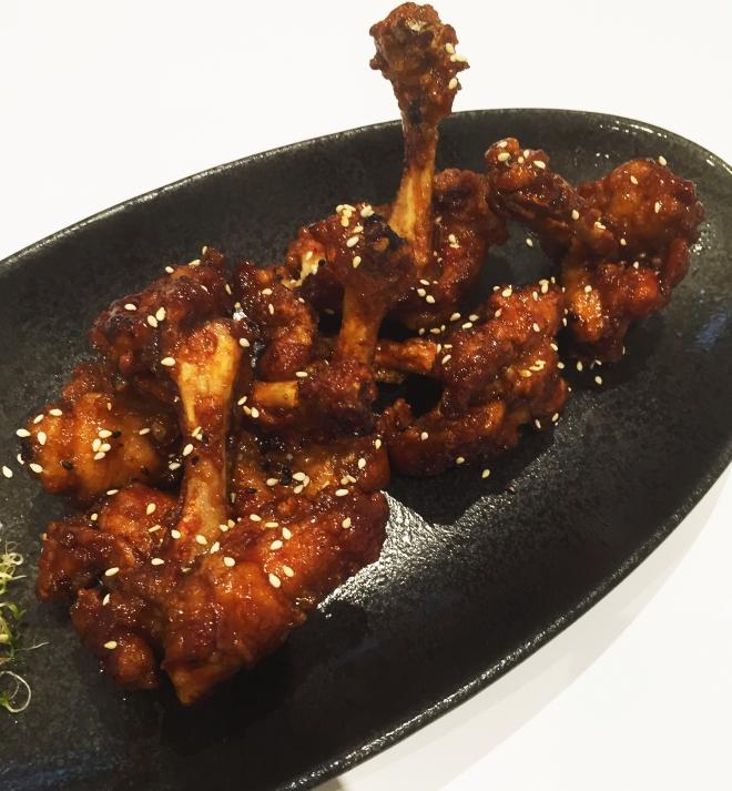 New Taste MacPherson Honey Wings