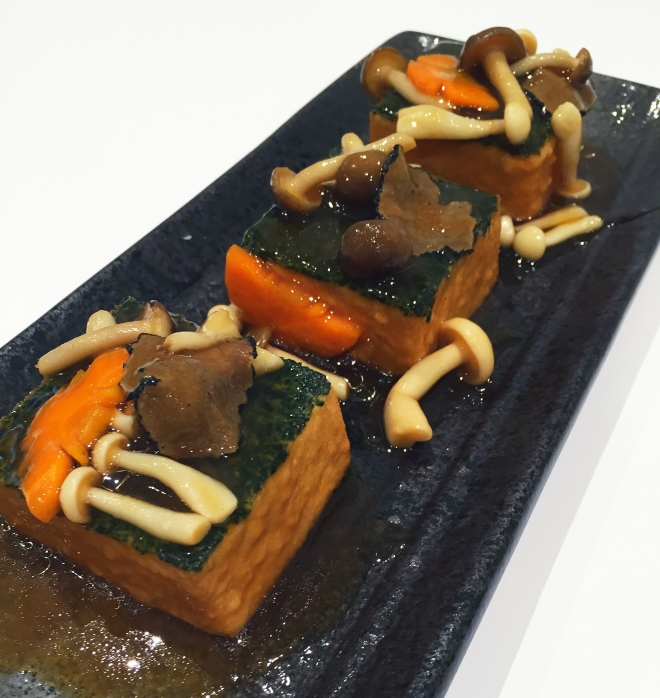 New Taste MacPherson Truffle Tofu