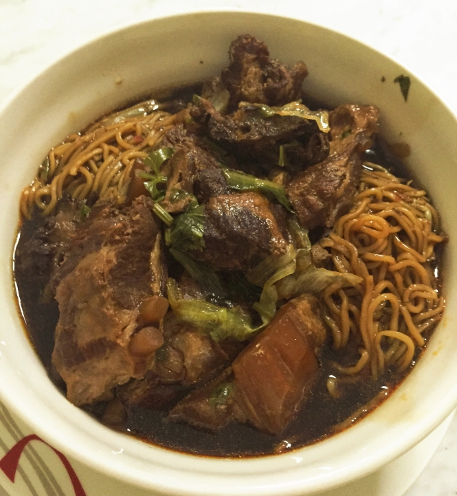 Chin Heng Noodle House Rib Noodles
