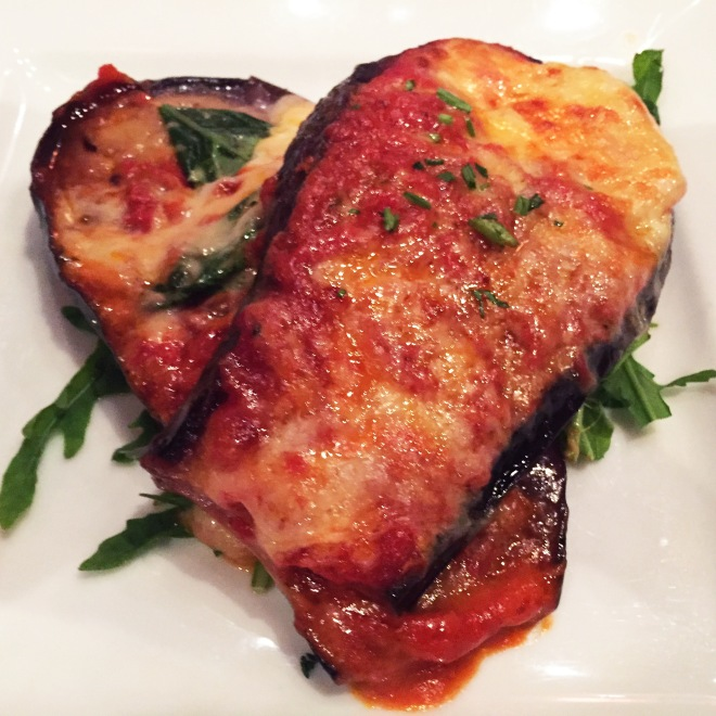 Pasta Brava Craig Road Sformato Melanzane Eggplant