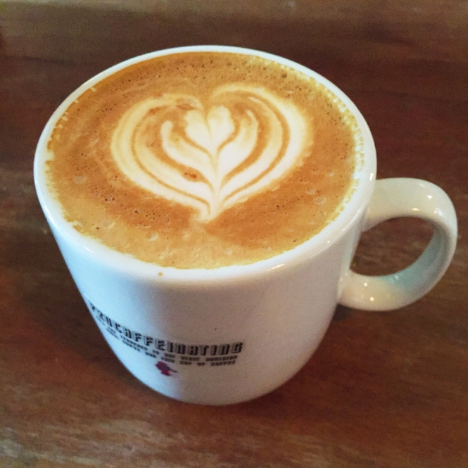 Free the Robot Telok Ayer Coffee