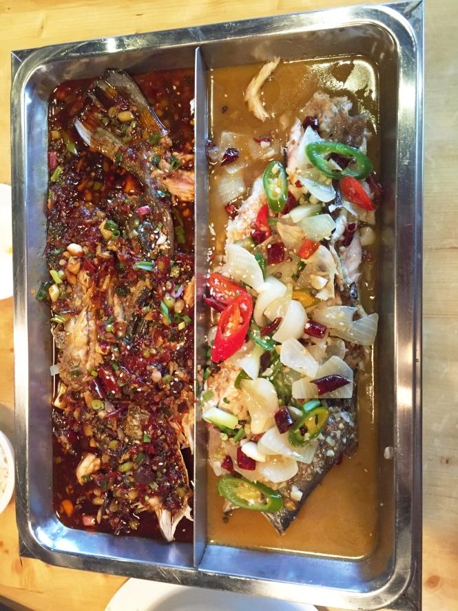 Hong Tai Yang Selegie Grilled Fish