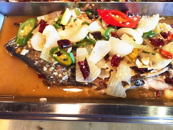 Hong Tai Yang Selegie Salt Pepper Fish