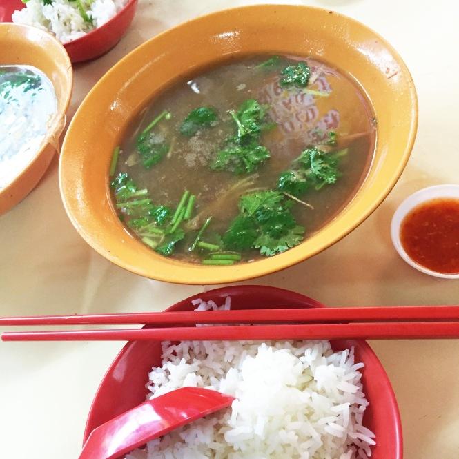 Hong Wen Mutton Soup Beauty World
