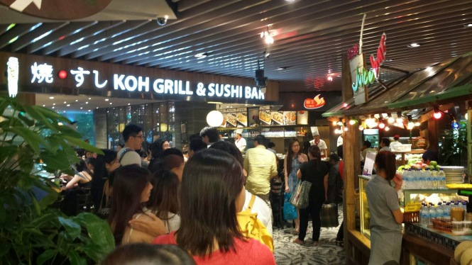 Koh Grill and Sushi Bar Wisma Atria Establishing.jpg