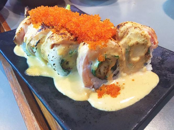 Koh Grill Sushi Bar Wisma Atria Shiok Maki.jpg