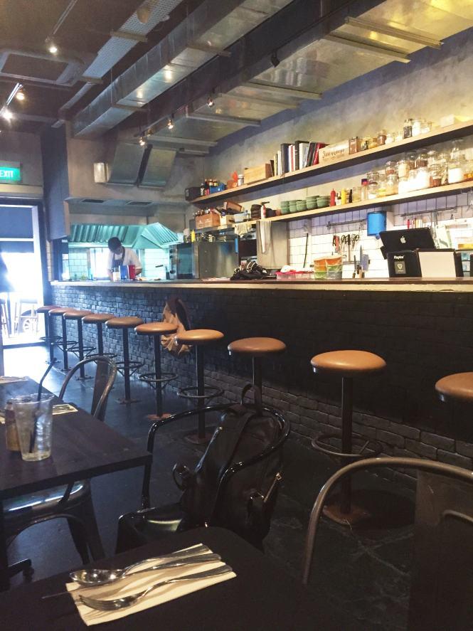 pluck Club Street Interior