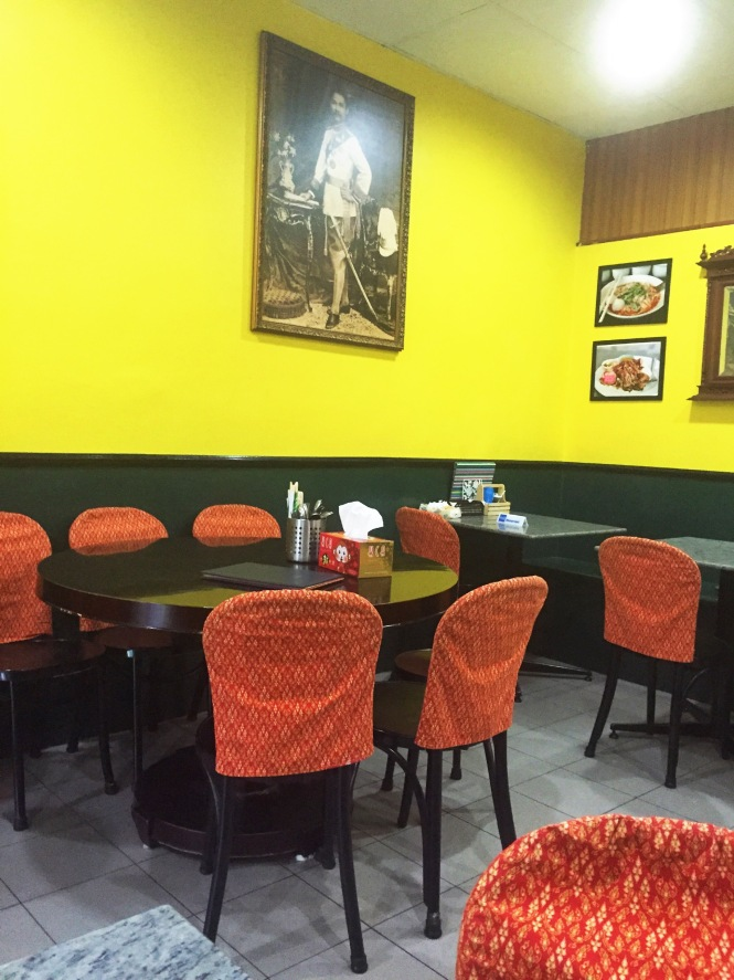 Thai Noodle House Coronation Rd Interior
